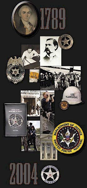 215 years U.S. Marshals