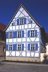 Levi Strauss Museum in Buttenheim, Germany