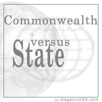 Commonwealth vs. State