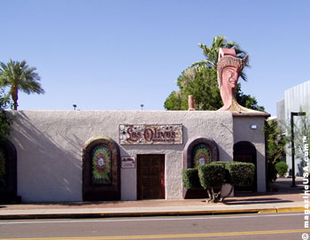 Los Olivos, a Scottsdale landmark is family-owned and operated