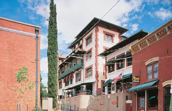 Bisbee Buildings