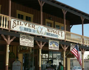 Silver Nugget Bed & Breakfast in nearby Tombstone