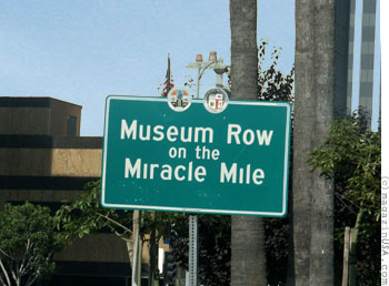 Museum Row - Miracle Mile