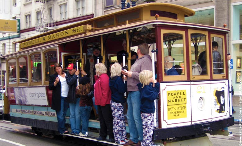 San Francicso's Cable Car