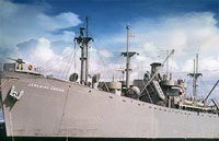 National Liberty Ship SS Jeremiah O'Brien