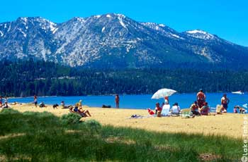 Travel & Explore | USA | Lake Tahoe | Interesting facts about Lake ...