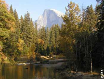 Half Dome and Mercede River