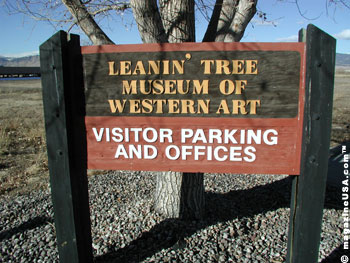 Leanin' Tree Museum of Western Art