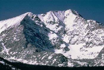 Lawn Lake Area / Ypsilon Mountain