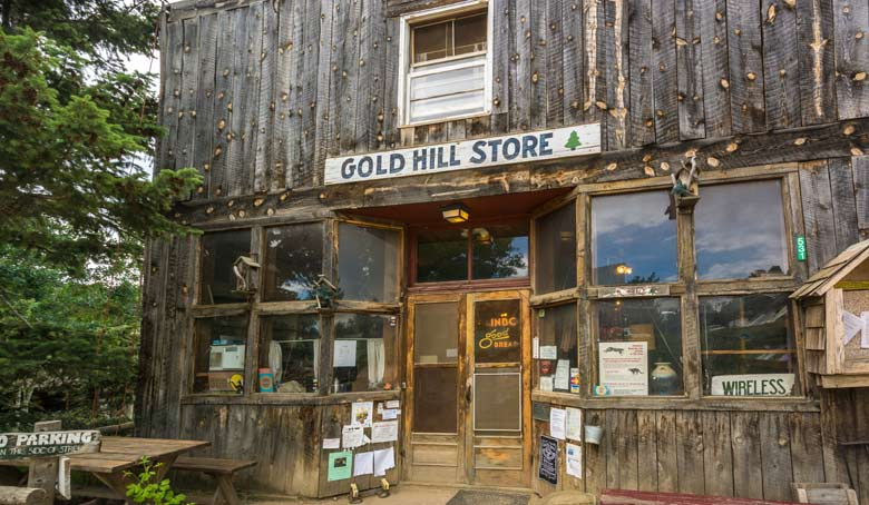 Gold Hill (Colorado) General Store
