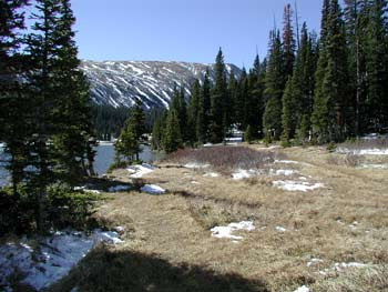Colorado offers beautiful outdoor opportunity, e.g. visit the Rocky Mountain National Park or Brainard Lake Recreation Area or the Indian Peaks Wilderness with its alpine tundra