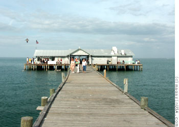 Vero Beach Pier Restaurants