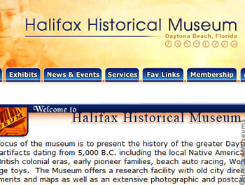 The  museum is to presents the history of the Halifax area
