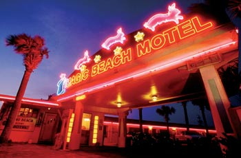 Magic Beach Motel on Vilano Beach