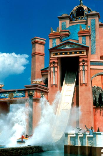 SeaWorld Orlando - Journey to Atlantis