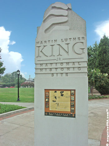 Martin Luther King, Jr., National Historic Site