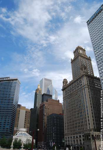 Chicago's infamous Architecture