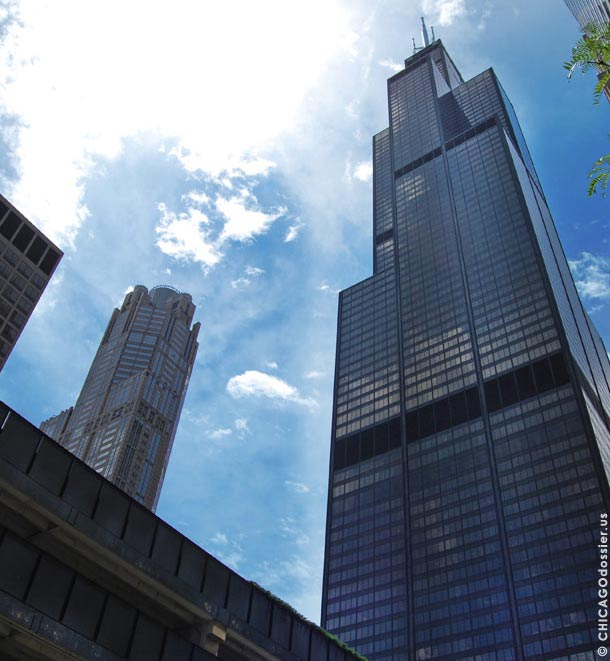 Willis Tower (former Sears Tower)