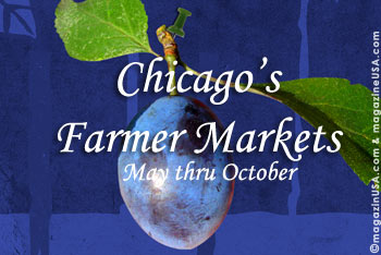 Chicago's Farmers Markets bring more than 70 vendors selling fresh fruits, vegetables, plants and flowers to over 20 neighborhoods throughout the City of Chicago.