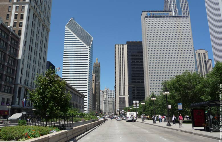 Chicago is  home to three of the world 10 tallest buildings including the Willis Tower