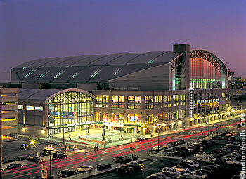 The Fieldhouse is home to the NBA's Indiana Pacers and the WNBA's Indiana Fever,