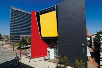 The Reginald F. Lewis Museum of Maryland African American History & Culture