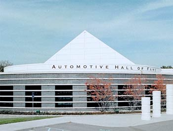 The Automotive Hall of Fame is the highest honor in the International Motor Vehicle Industry