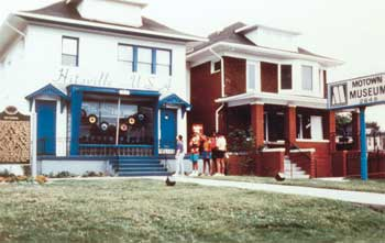 Stevie Wonder, Marvin Gaye and the Temptations all recorded some of their biggest hits right here on West Grand Boulevard.