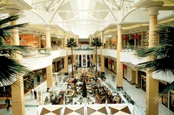 A virtual shopping oasis, the Somerset Collection is one of the most beautiful malls in the country.