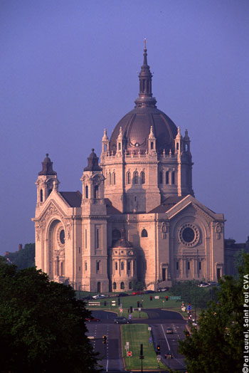 The Cathedral of St. Paul