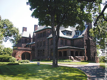 The James J. Hill Mansion