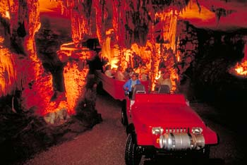 Fantastic Caverns in Springfield