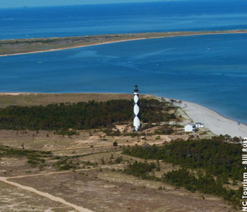 Cape Lookout Lighthouse, North Carolina