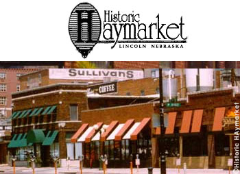 When you enter the historic Haymarket, you are met with aromas from our many restaurants and are visually overwhelmed by the beautiful restoration and artwork of the old warehouse district