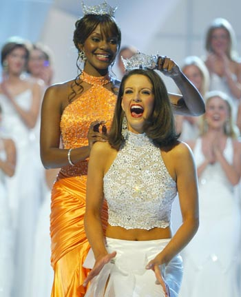Miss America 2005: Deidre Downs