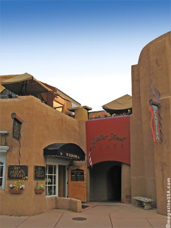 Wherever your shopping fantasy, it's sure to come true in Santa Fe.