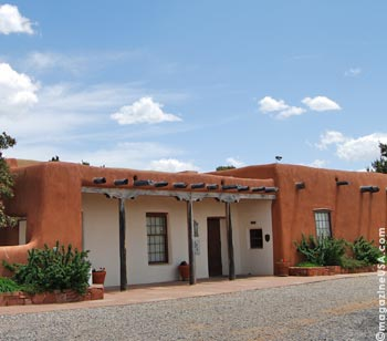 The Museum of Spanish Colonial Art, Santa Fe, New Mexico