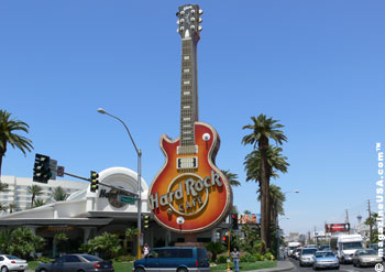 Travel Amp Explore Usa Las Vegas Nevada The Hard Rock