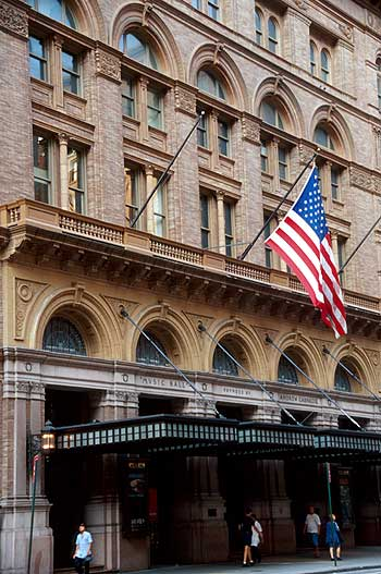 Carnegie Hall is to continue to be one of the world's leading institutions in presenting great music