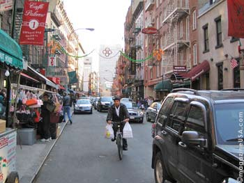Chinatown is the largest Asian community in North America