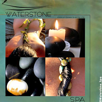 The Waterstone Mineral Springs Spa in Ashland,OR