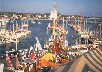 Newport Summer Boat Show, photo by RI Tourism Division
