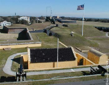 Learn about 171 years of American seacoast defenses at Fort Sumter