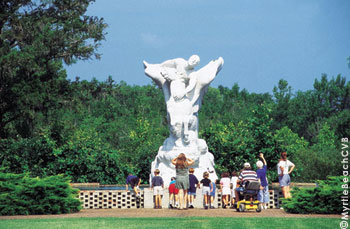 Brookgreen Gardens, Created In The Early U002730s By Archer And Anna Hyatt  Huntington,