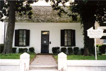 The Magevney house is one of the city's oldest remaining residences.