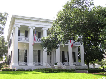 Governor's Mansion in Austin, Texas