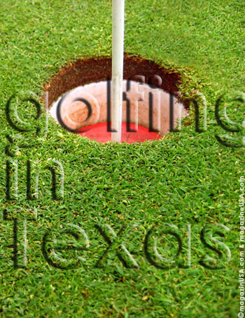Golfers of all skill levels are challenged and awed by Texas' enormous selection of golf facilities