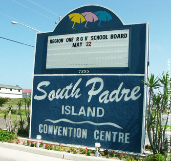 South Padre Island National Seashore