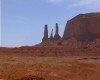 Three Sisters, Utah, Monument Valley