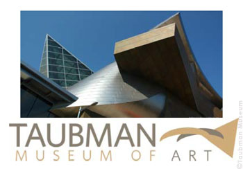 TThe Taubman Museum of Art Building